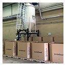Dameo Companies provides packaging and warehousing for plastic resin distribution