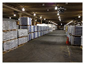Dameo provides warehousing facilities and logistics services to the Plastics Industry